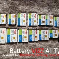 Battery Sony Ericsson BST-39 Merk VIZZ 1800mAh