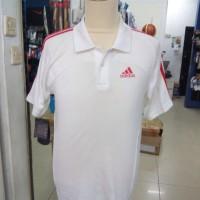 Kaos polo t shirt adidas basic murah bahan lacoste sport sepakbola