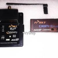 FrSky DF 2.4Ghz Combo for Turnigy 9x/9xr w/ Module & RX D8R-II Plus