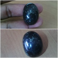 Giok Hitam Atau Black Jade Aceh Ukuran 2718