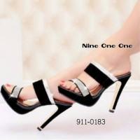 heels mika black