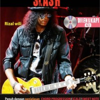 Rahasia Improvisasi Slash (Hard Rock Guitarist)
