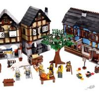 Lego 10193 Medieval Street Market