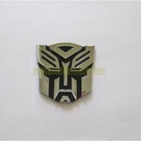 Emblem Transformer Autobots Croom P