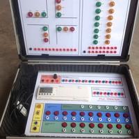PLC Trainer Zelio Logic 40 I/O SR3B261BD + Ext Box Koper