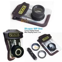 Dicapac WP One Waterproof Case Kamera digital Pocket