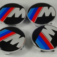 Emblem BMW ///M Velg Center 68mm 3D M3