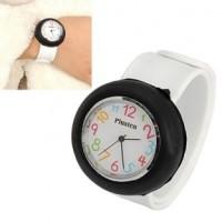 Jam tangan Korea putih