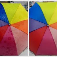 Payung Pelangi 3D / Magic Rainbow Umbrella 3D