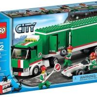 Toys LEGO City Grand Prix Truck 60025