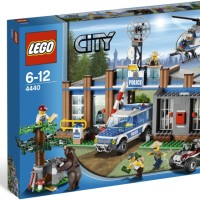 LEGO 4440 CITY Forest Police Station