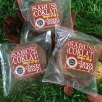 SABUN COKLAT  (CHOCO SOAP)