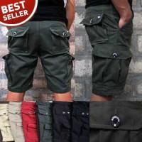 Celana Cargo Pendek All Brand | DC | Rebel eight | Quicksilver