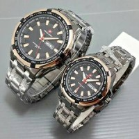 jam tangan swiss army kw super black