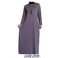 Gamis Menyusui Manset XXXL 3XL Pakaian Baju hamil Busui Bumil Jumbo