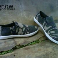 Sepatu Casual Slipon Renow
