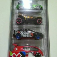 Harga hot wheels x games 5 | WIKIPRICE INDONESIA