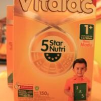Vitalac 1+ 5 Star Nutri Madu Kemasan Karton 150g