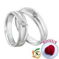 Cincin Nikah, Perak, Pasangan, Tunangan, Kawin AA152