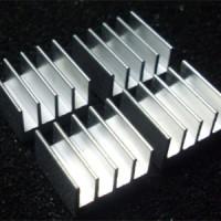 Heatsink Aluminium (4pcs)