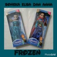 Boneka Frozen Elsa atau Anna