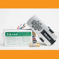Remote Control Switch 4 Channel Yilend - Saklar Remote Kontrol