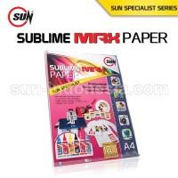 SUN SUBLIME MAX Paper (Kertas Sablon SUN)