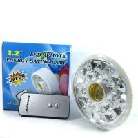Lampu Emergency LED Remote Energy Saving Lamp LZ-2