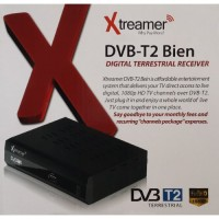 Xtreamer Set Top Box DVB-T2 BIEN and Media Player
