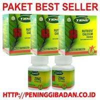 Peninggi Badan NHCP ZINC Paket Best Seller