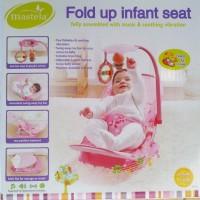 MASTELA Infant Seat NEW Pink