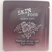Sample skinfood Platinum Grape Cell eye Cream