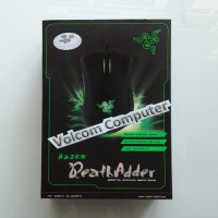 Razer DeathAdder Green 2013 6400dpi Optical Gaming Mouse