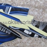 Striping Lis Motor Yamaha Byson 150 tahun 2014 -Secret of The Darkness