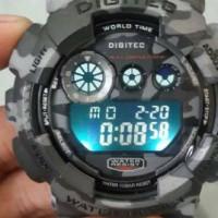jam tangan digitecpilot 1150