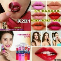 Monomola Lip Tato / Lip Tatto / Lips Tattoo Original Korea