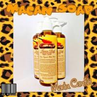 Macan Soap - Madu Cantik Soap - Sabun Organik Madu Hutan - Honey Soap