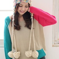 F1040 - Sweater Fashion Wanita