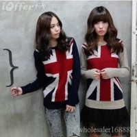 F1044 - Sweater Fashion Wanita