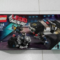 Lego Movie Bad Cop Car Chase 70819. New. Segel