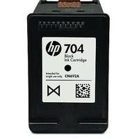 Tinta Cartridge Bekas HP 704 Black for printer Deskjet Ink Advantage