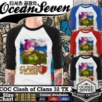 Kaos COC Clash of Clans 32 TX