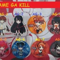Sticker Akame ga Kill 1