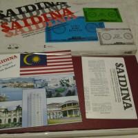 Harga SAIDINA games sejenis monopoly ala Malaysia | WIKIPRICE INDONESIA