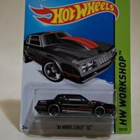 hot wheels '86 monte carlo ss