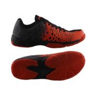 Sepatu Badminton Specs Hydra - Beat-Spirit Orange-Black-300175
