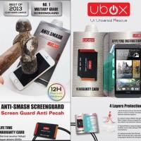 UBOX Anti Smash 0.25mm Screen Protector HTC One M7