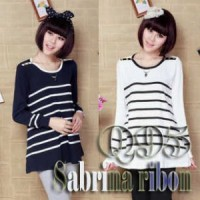 F1037 - Blouse Fashion Wanita