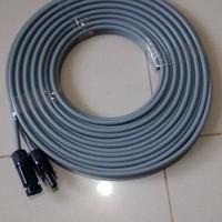 Kabel 2x 2,5mm panjang 5 meter khusus Panel Surya