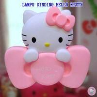 Lampu Tidur / Lampu Dinding Pita Hello Kitty